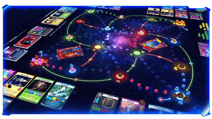 You can already play Master of the Galaxy on its virtual tabletop today!