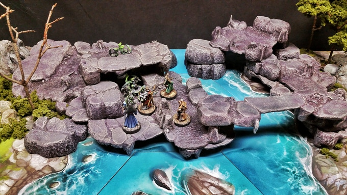 TerraScapes on TerraTiles! A match made in heaven!
