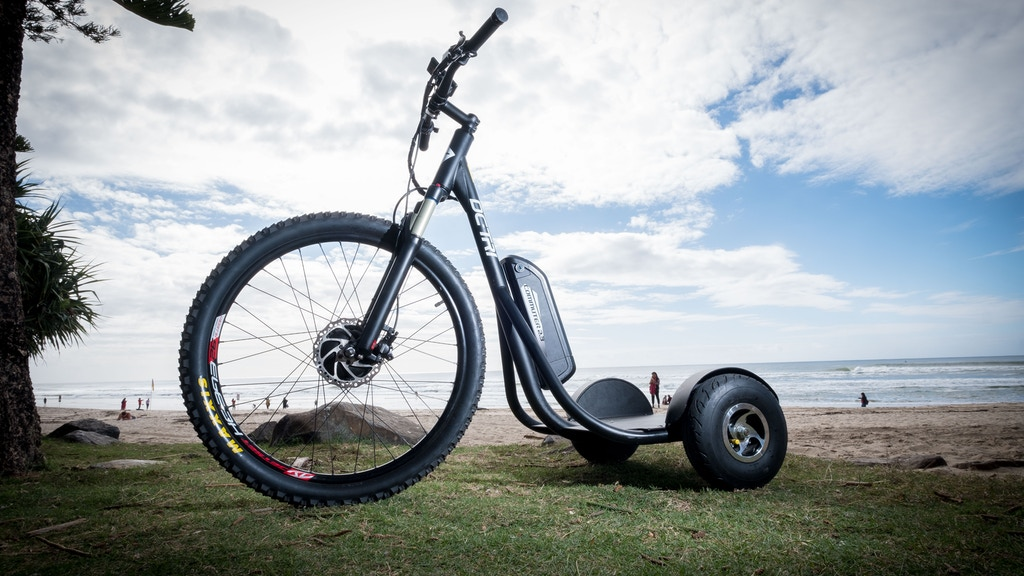 DC-Tri: The First Truly Universal Stand-Up E-Bike project video thumbnail