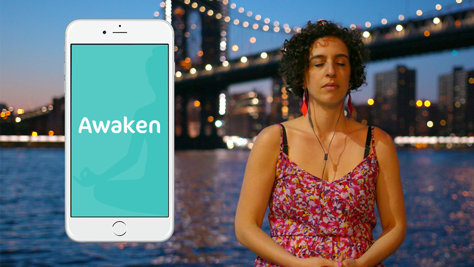 A transformative meditation app that will both reveal and reprogram your societal conditioning, featuring renowned mindfulness teachers