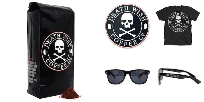 Death Wish Coffeeee!!