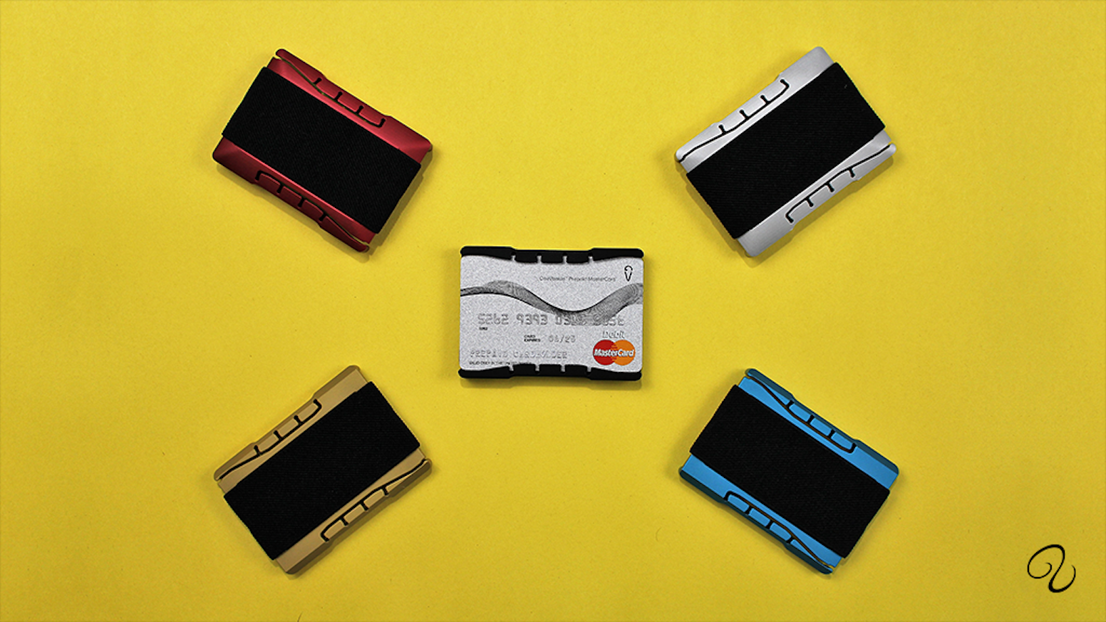 5b59421d4f2 The Clique wallets store your cards unlike any other wallet. Beautifully  engineered with superior functionality