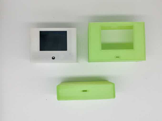 Fits Nextion HMI Touch screen and Dev board