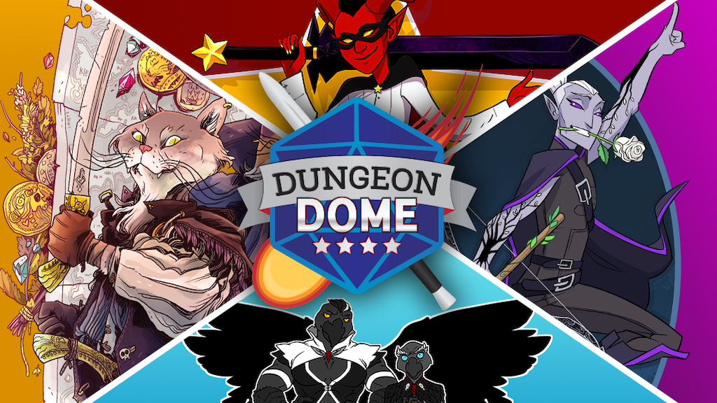 Dungeon Dome: Season 1 project video thumbnail