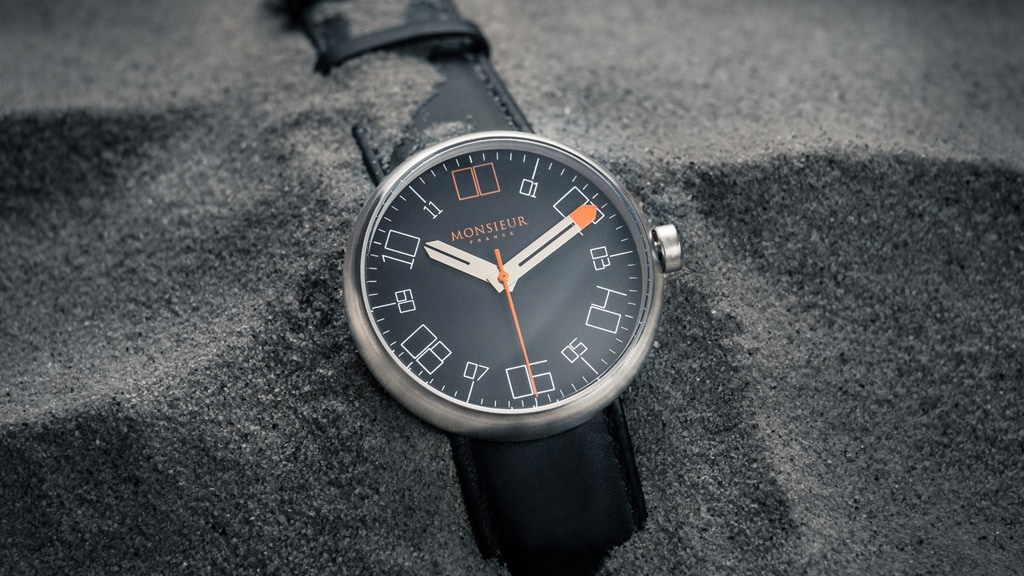 Monsieur Watches: A Gentlemen's Essential Timepiece project video thumbnail