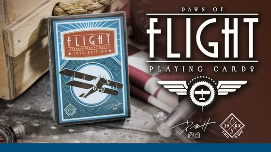 Flight Deck 1933 Playing Cards