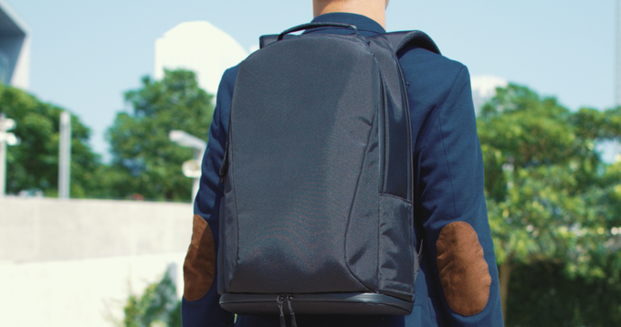 ARES THE ULTIMATE GYM BACKPACK DISGUISED FOR WORK Find Yourself Carrying A Laptop Bag