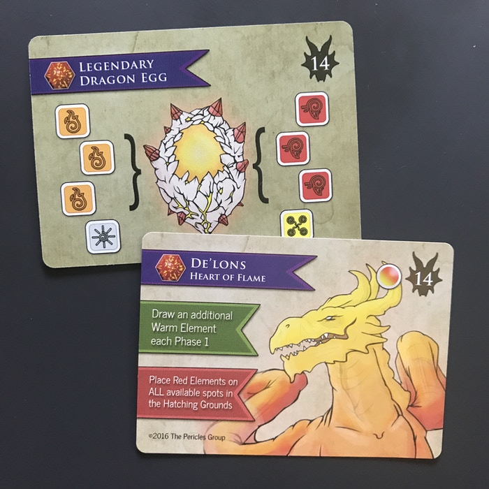 Underlings of Underwing: A Game of Color Theory and Dragons