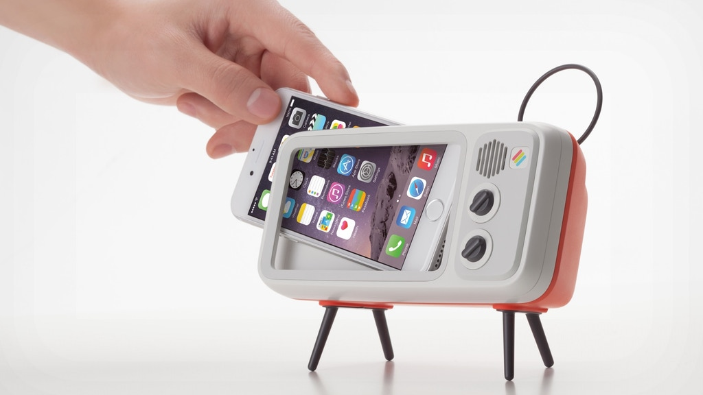 Retroduck, the Retro-Style iPhone Dock project video thumbnail