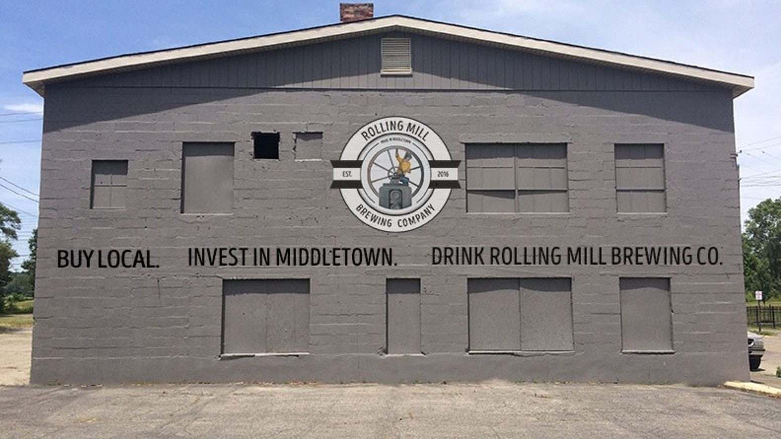 Rolling Mill Brewing Co  by Josh & Megan Laubach — Kickstarter
