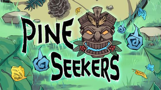 Pine Seekers - Online Multiplayer Bomberman