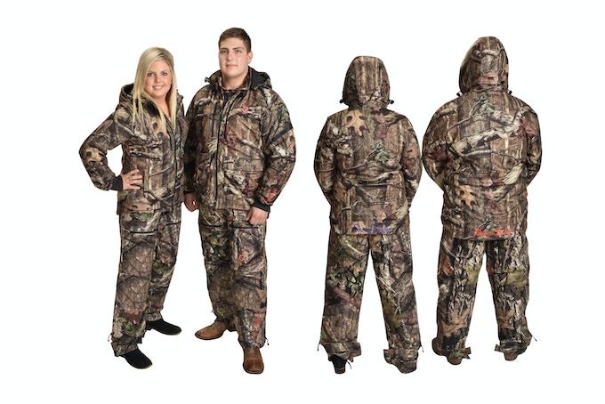 Mossy Oak Coats and Pants