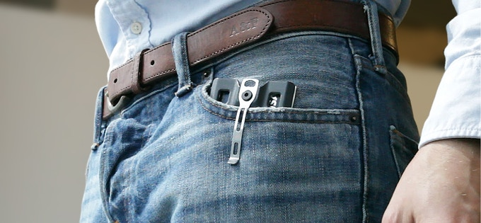 GOVO: The Most Functional and Durable Badge Holder & Wallet by GOVO
