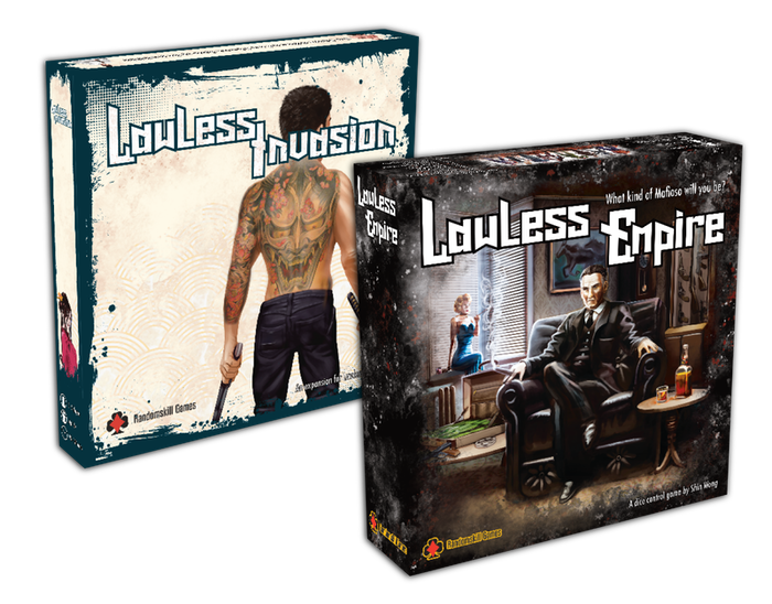 Support Lawless Empire by visiting our website.