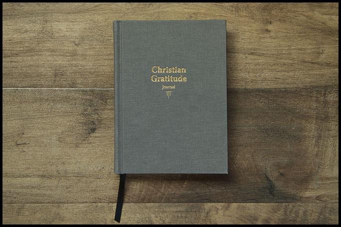 The Christian Gratitude Journal by Ben Greenfield — Kickstarter