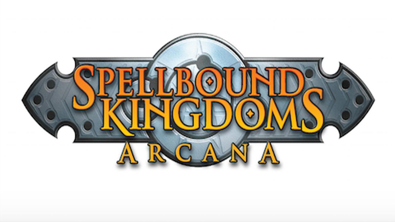 Spellbound Kingdoms: Arcana by Frank Brunner » Update: At Gen Con