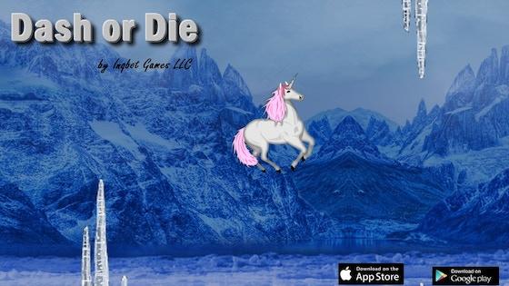 Dash or Die: Endless Runner (Flyer)
