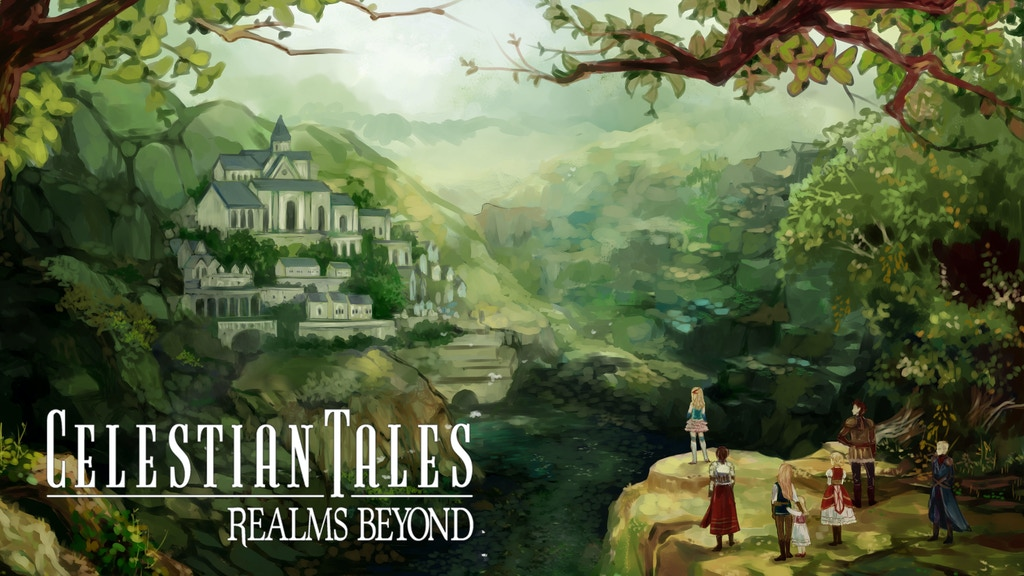 Celestian Tales: Realms Beyond project video thumbnail