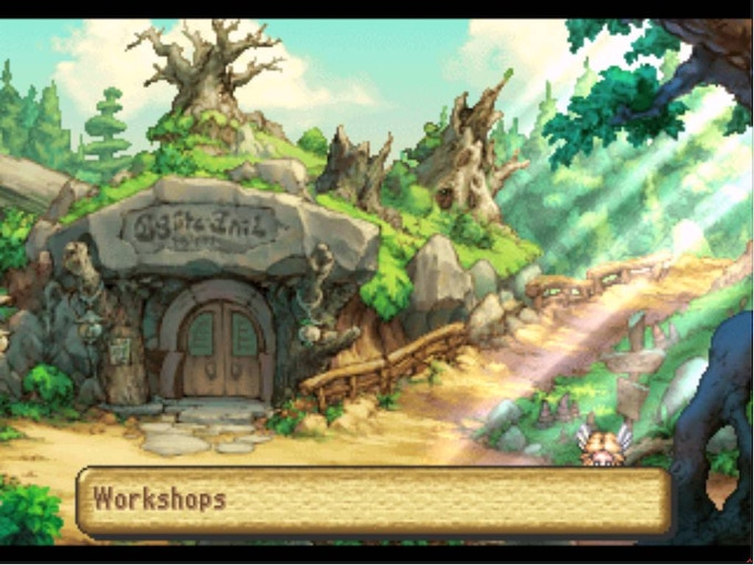 And who can forget Legend of Mana? Even today it's still mesmerizing to see!