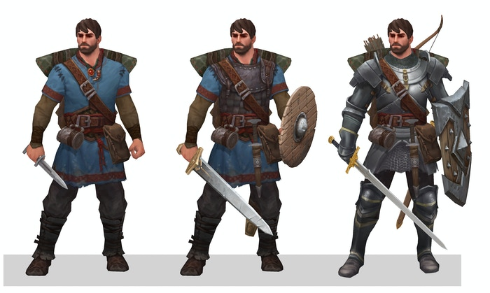 Pathfinder: Kingmaker by Owlcat Games » Dress to kill
