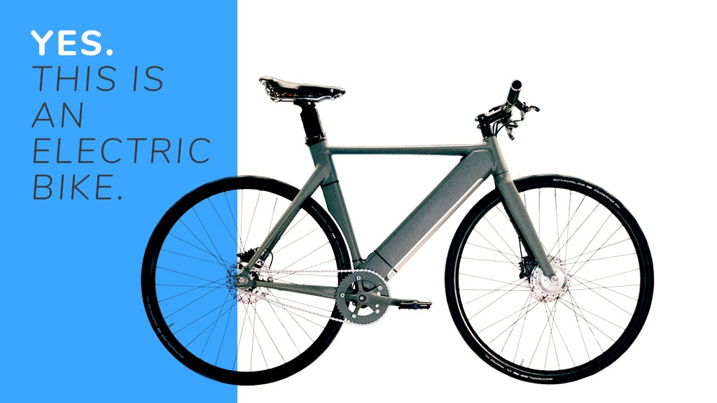 Elbike - the coolest E-bike at the best price. project video thumbnail