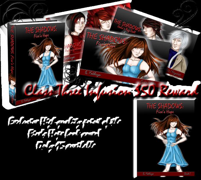 Class Three Infusion $50 FH print