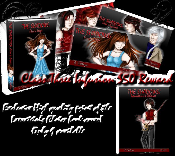 Class Three Infusion $50 LC print