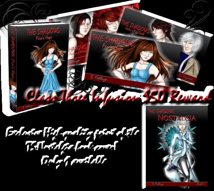 Class Three Infusion $50 TS:Nostalgia print