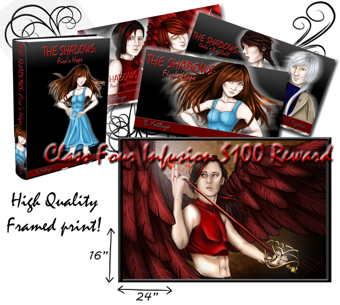 Class Four Infusion $100 reward