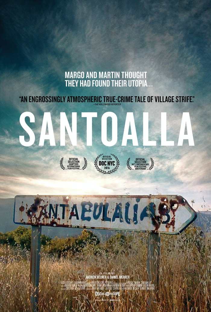 Amysteriousdisappearance looms over a crumbling Spanish village, notorious for years of hostility between its residents.