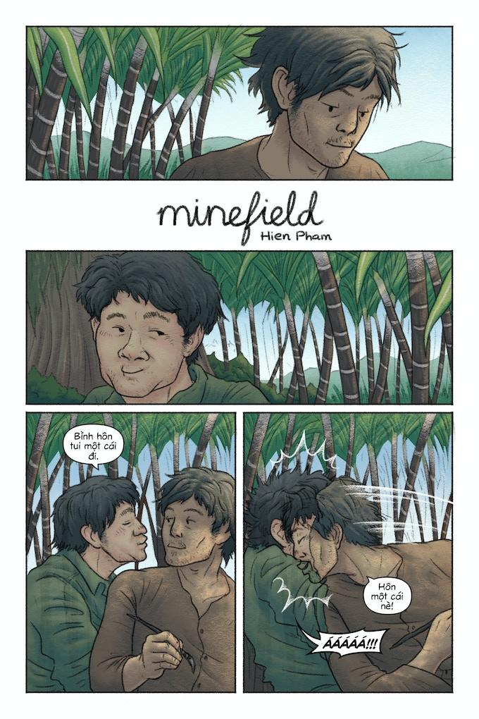 Minefield by Hien Pham