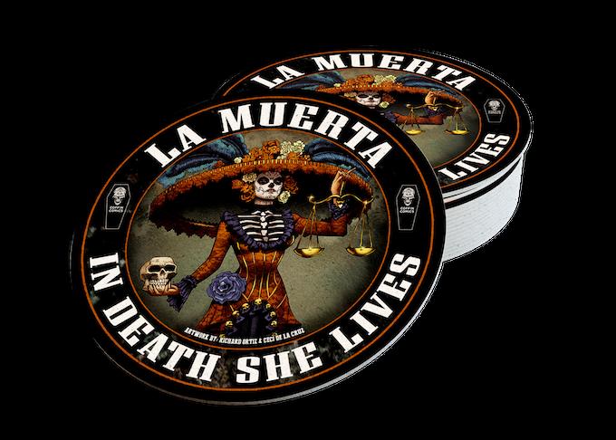 La Muerta Coaster