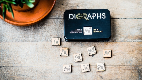 Digraphs: A simple twist to a classic game