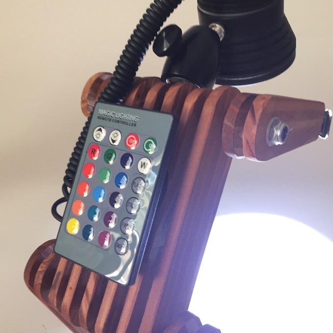 RGB Color Remote