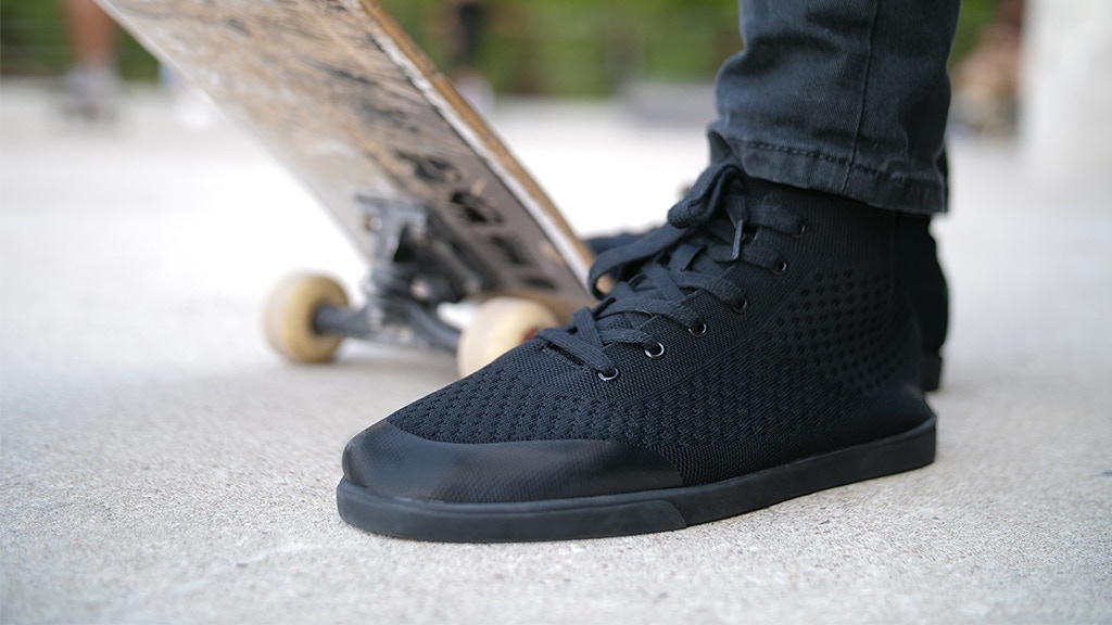 The Legacy : Minimalist High Tops for Urban Comfort project video thumbnail