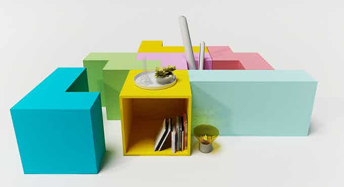 colorful options for kids