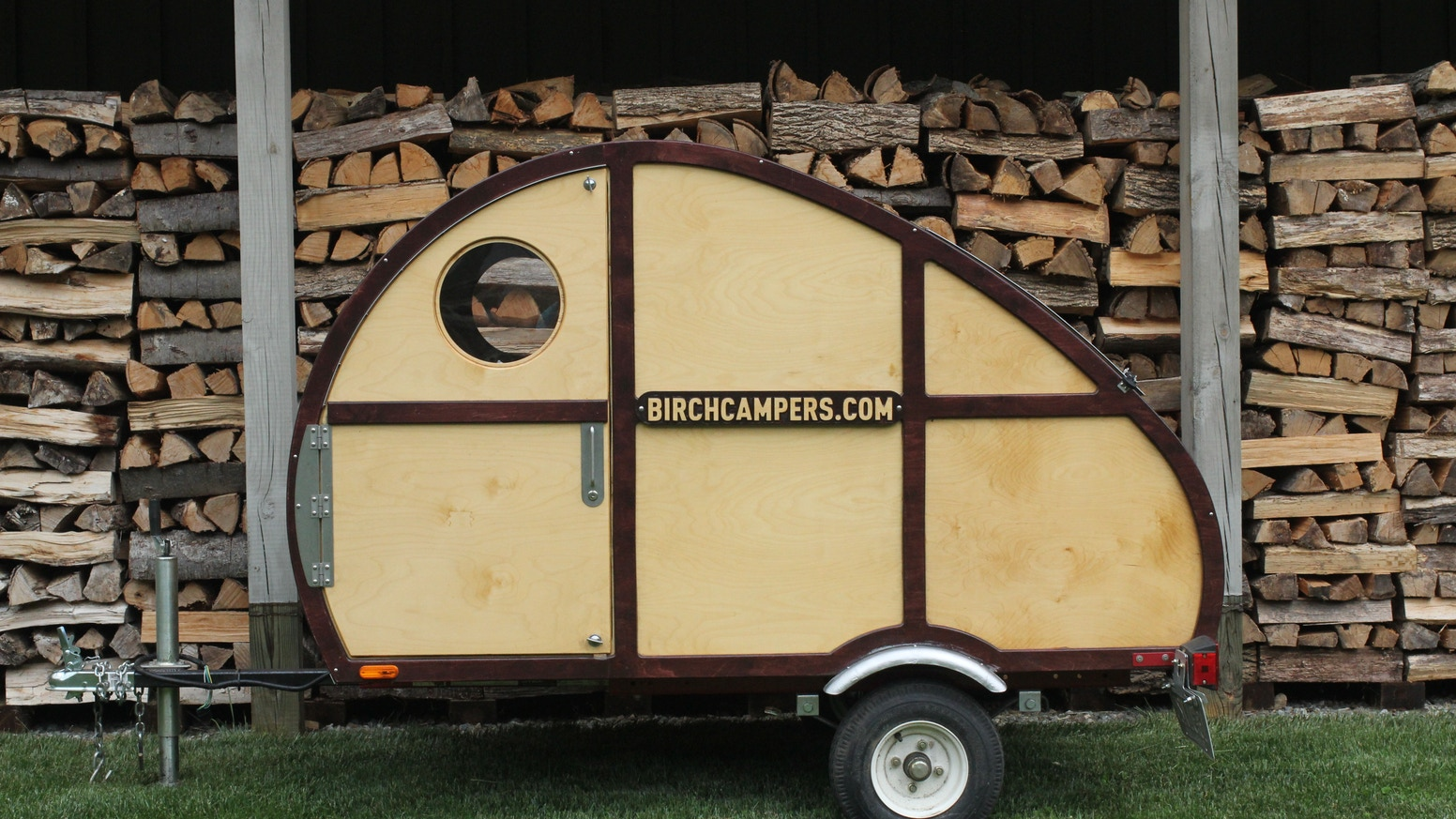 Birch Sprig A Camper Built By You Jed Mcdonald Kickstarter Our Trailer Wiring