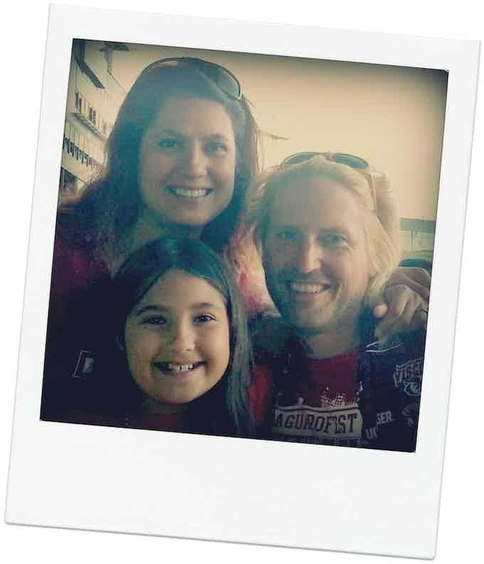 Brittney, Greg and Quinn
