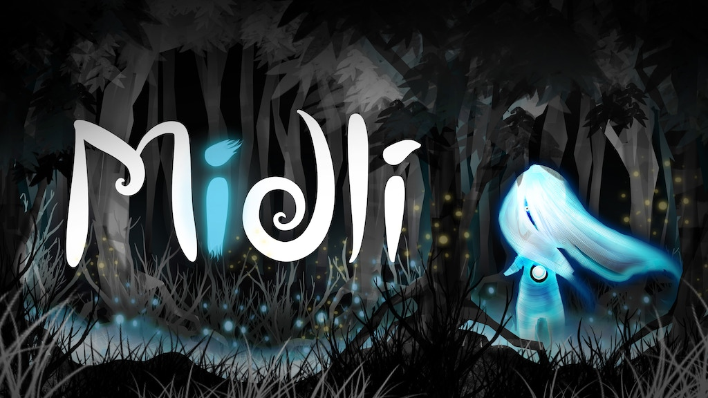 Midli: A Dark and Mystical Tale of Letting Go project video thumbnail