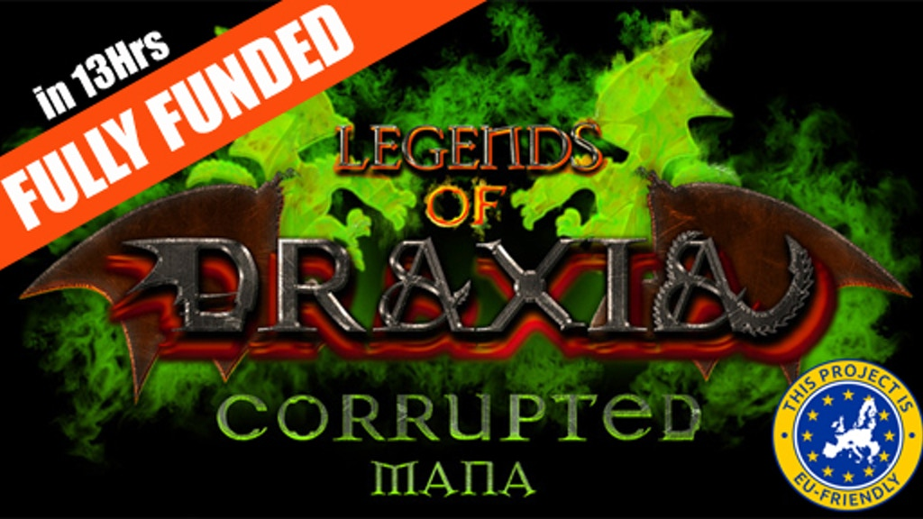 Legends of Draxia: Corrupted Mana Expansion project video thumbnail