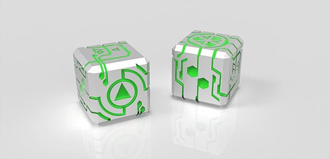 Unlocked: Aluminum Green