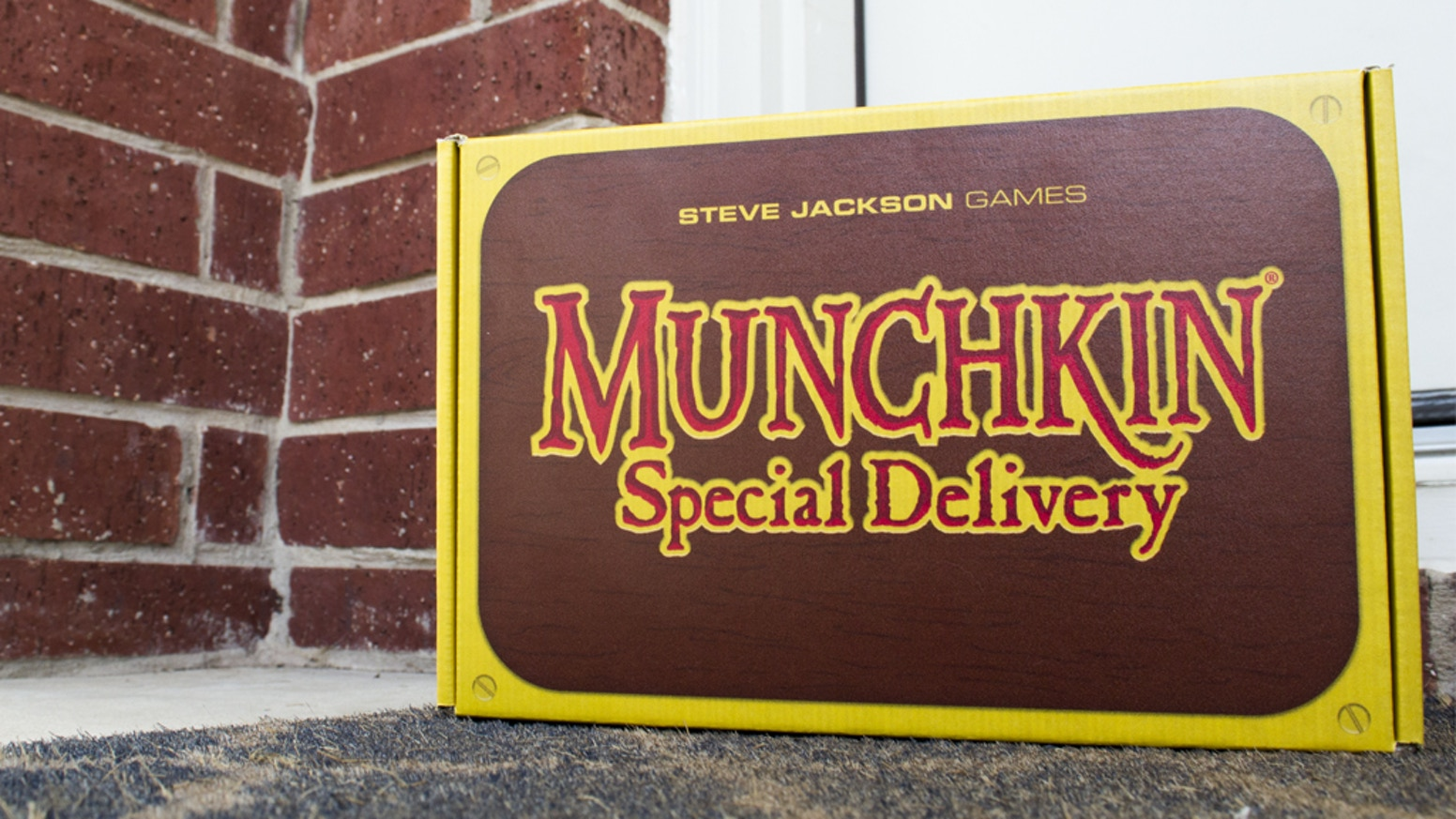 You'll receive a core Munchkin game, a combination of expansions and/or boosters, and cool accessories and swag!