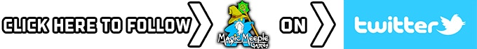 Increase our total reach by FOLLOWING Magic Meeple Games on Twitter!
