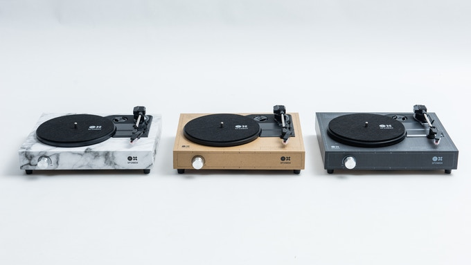 Spinbox A Diy Portable Turntable Kit By Spinbox Team