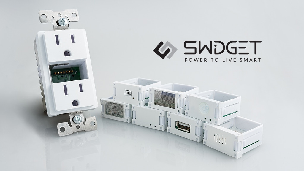 Swidget™ Outlet: The Smart Home Device for All Platforms project video thumbnail