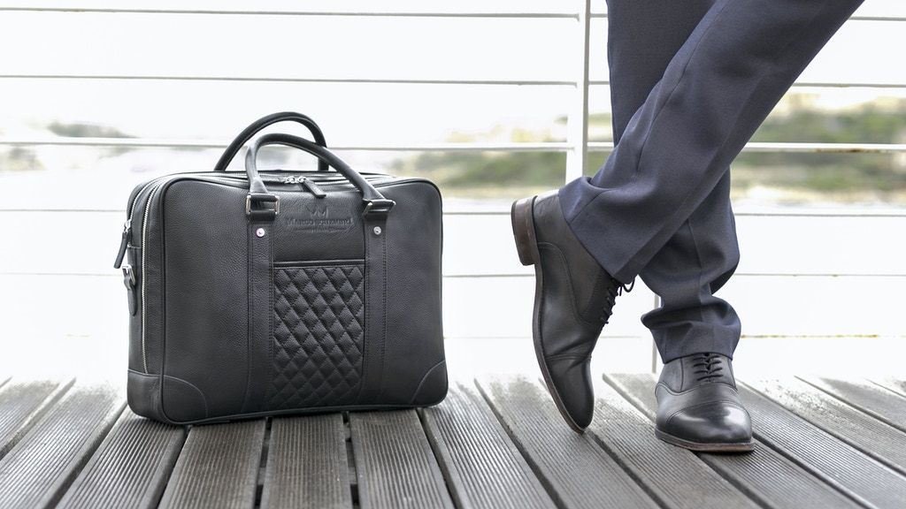 Project image for The Italian BUSINESS BAG - Marco Schembri