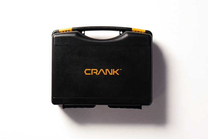 Hard Case For Storage And Travel