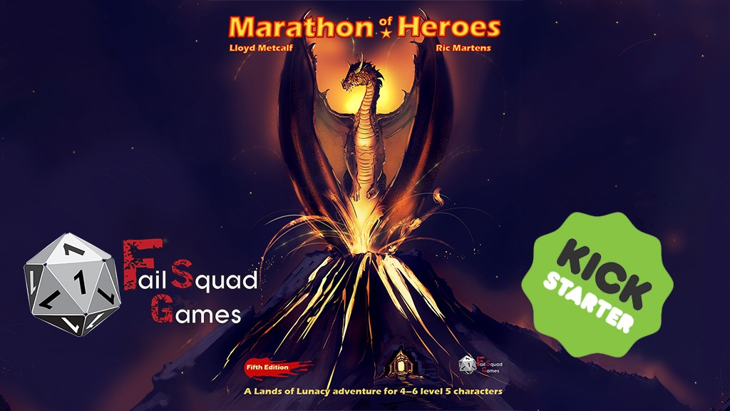 Marathon of Heroes - A 5E Adventure project video thumbnail