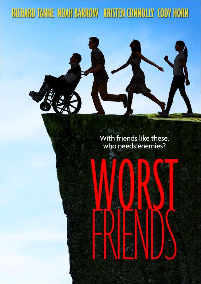 WORST FRIENDS was successfully funded and shot in August, 2010. The finished film was picked up for distribution by Level 33 Entertainment and released in North America on November 4, 2014 through video-on-demand and DVD.