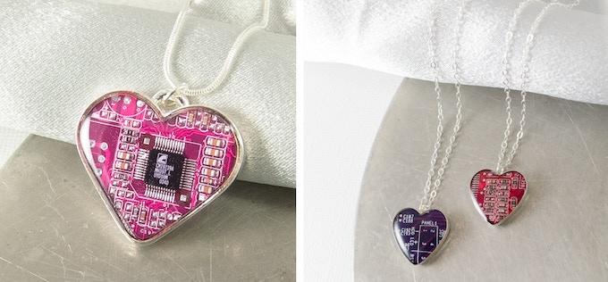 Crafting Colorful Circuit Board Jewelry by Amanda Preske — Kickstarter